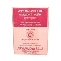 Веттумаран гулика, Арья Вайдья Сала (Vettumaran Gulika, Arya Vaidya Sala), 100 табл