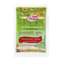 Аджмодади Чурна, Шри Ганга (Ajmodadi Churnam, Shri Ganga) 200 гр