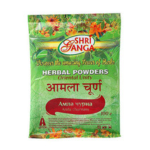 Амла чурна, Шри Ганга, (Amla churnam, Shri Ganga), 100 гр