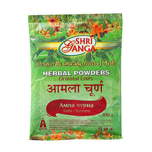 Амла чурна, Шри Ганга (Амалаки, Amla churnam, Shri Ganga) 100 гр