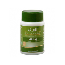 Амла, Шри Шри Аюрведа (Амалаки, Amla, Shri Shri Ayurveda), 60 табл