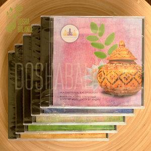 Комплект из 5-и дисков с лекциями М.А.Суботялова и В.Ю.Дружинина