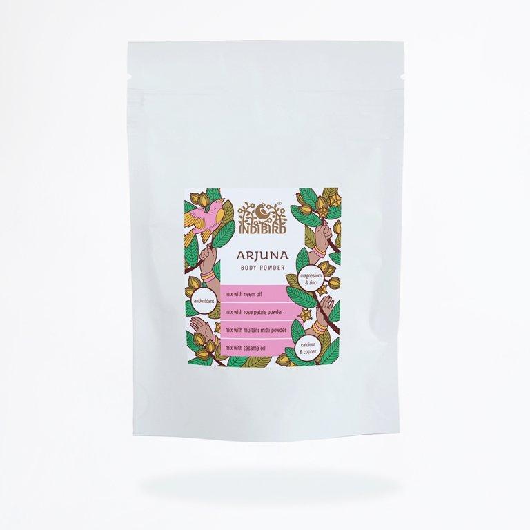 Арджуна порошок, Индиберд (Arjuna, Indibird) 100 гр