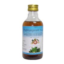 Прабханджанам Тайлам, Арья Вайдья Фармаси (Вимардханам, Prabhanjanam Thailam (Vimardha Thailam) Arya Vaidya Pharmacy) 200 мл