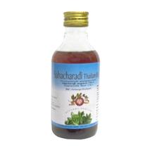 Сахачаради тайлам, Арья Вайдья Фармаси (Sahacharadi Thailam, Arya Vaidya Pharmacy), 200 мл