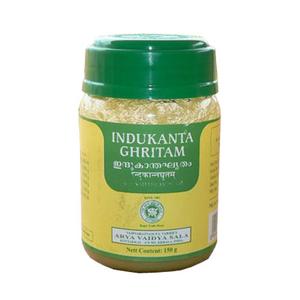 Индуканта Гхритам, Арья Вайдья Сала (Индукантам, Indukantha, Arya Vaidya Sala) 150 гр