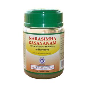 Нарасимха расаяна, Арья Вайдья Шала (Narasimha rasayanam, Arya Vaidya Sala), 200 гр