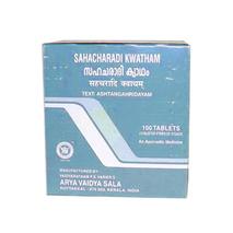 Сахачаради Кватам, Арья Вайдья Сала (Sahacharadi Kwatham, Arya Vaidya Sala) 100 табл