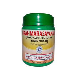 Брахма расаяна, Арья Вайдья Сала (Brahma rasayana,  Arya Vaidya Sala) 500 гр