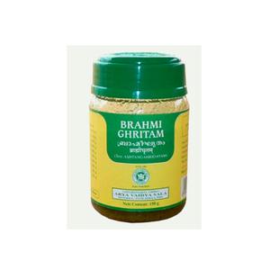 Брахми Гхритам, Арья Вайдья Сала (Брами, Brahmi Gritham, Arya Vaidya Sala), 150 гр