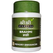 Брами (брахми, Brahmi) Shri Shri Ayurveda, 60 табл