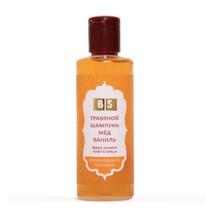 Шампунь Мёд Ваниль, ИндиБерд (Honey Vanilla Shampoo, IndiBird) 200 мл