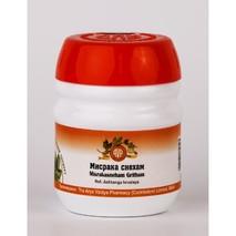 Мисрака снехам гхритам, Арья Вайдья Фармаси (Mishrakashneham Ghritam, Arya Vaidya Pharmacy) 150 гр