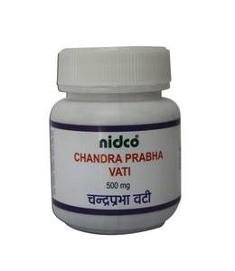 Чандрапрабха Вати, Нидко (Chandraprabha vati, Nidco), 60 табл