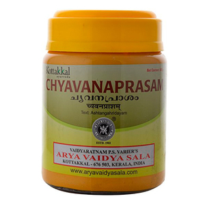 Чаванпраш, Арья Вайдья Сала (Chyavanaprasam, Arya Vaidya Sala) 500 гр