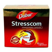 Стресском, Дабур (Stresscom, Dabur) 120 капс