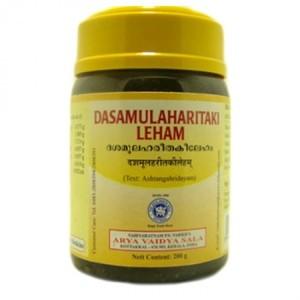 Дашамулахаритаки лехьям, Арья Вайдья Сала (Dasamulaharitaki lehyam, Arya Vaidya Sala), 200 гр