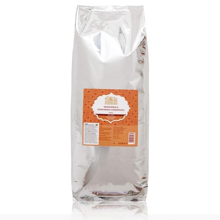 Дашамула кашая чурна, Индиберд (Дасамула, Dasamoola Kashayam Choornam, Indibird)1 кг