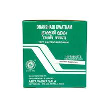 Дракшади кватам, Арья Вайдья Сала (Drakshadi, Arya Vaidya Sala), 100 табл