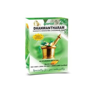 Дханвантарам кашая сукшма чурна, Эверест (Dhanvantaram kashaya sookshma choornam, Everest), 100 гр