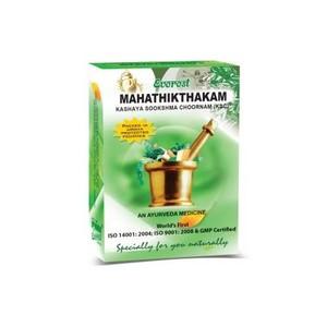Махатиктака кашая чурна, Эверест (Mahatiktakam kashaya sookshma choornam, Everest), 100 гр