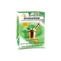 Шатаварьяди кашая сукшма чурна, Эверест (Sathavaryadi kashaya sookshma choornam, Everest) 100 гр
