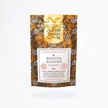 Фенхель молотый, Золото Индии (Fennel Seeds Powder) 30 гр