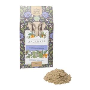 Дашамула, чайный напиток, Золото Индии (Дасамула, Dasamoola) 100 гр