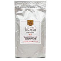 Фенугрек/Пажитник (молотый) (Fenugreek Powder), Золото Индии, 100 гр