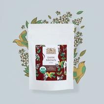 Хна тёмно-коричневая, ИндиБерд (Dark Brown Henna, Indibird) 50 гр