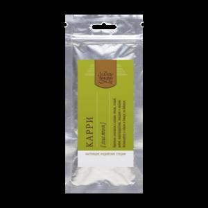 Листья карри, Золото Индии (Curry Leaf Powder) 5 гр