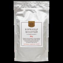 Кориандр молотый, Золото Индии (Coriander Powder) 100 гр