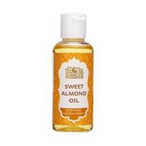 Масло сладкого миндаля, ИндиБерд (Sweet Almond Oil, IndiBird) 50 мл
