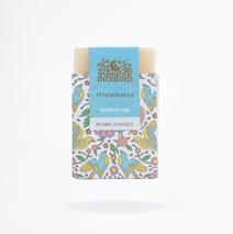Аюрведическое мыло Нежность, ИндиБерд (Tenderness Ayurvedic Soap, IndiBird) 100 гр