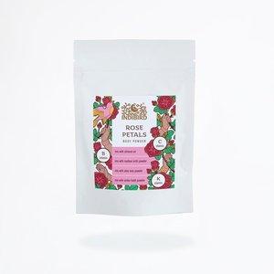 Порошок лепестков Дамасской розы, Индиберд (Indibird) 50 гр