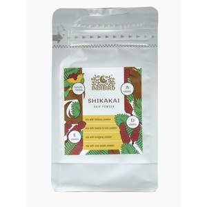 Порошок-маска для волос Шикакай, Индиберд (Shikakai, Indibird) 200 гр