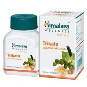 Трикату (Trikatu) Himalaya, 60 капсул