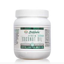 Органическое пищевое кокосовое масло (Econutrena Virgin Coconut Oil), 500 мл, пласт. бан