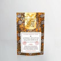Корица индонезийская молотая, Золото Индии (Indonesian Cinnamon) 30 гр