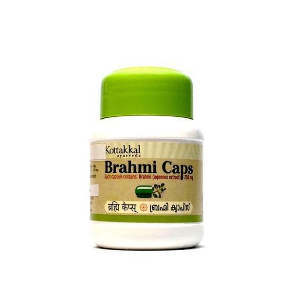 Брами, Арья Вайдья Шала (Брахми, Brahmi, Arya Vaidya Sala), 60 капс