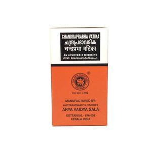 Чандрапрабха Вати (Chandraprabha vatika) Arya Vaidya Sala, 100 табл