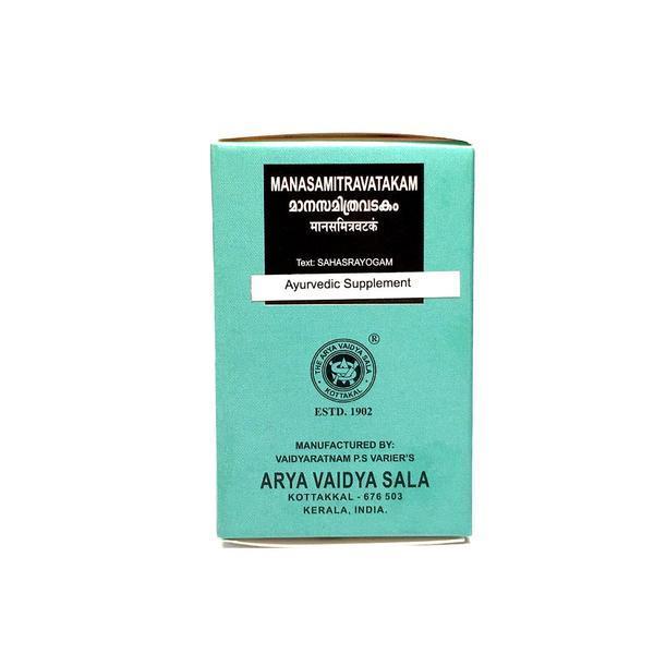 Манасамитра ватакам AVS, 100 табл