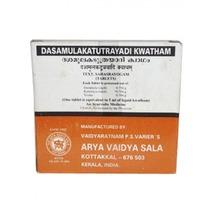 Дашамула катутраям кватам, Арья Вайдья Сала (Дасамулакатутраям, Dashamoola katuthrayam kwatham, Arya Vaidya Sala) 100 табл