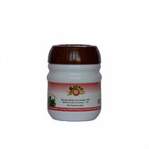 Гранулы Мадхуснахи расаянам маленькая, Арья Вайдья Фармаси (Madhusnuhi rasayanam, Arya Vaidya Pharmacy) 200 гр срок годности до конца января 2020 г