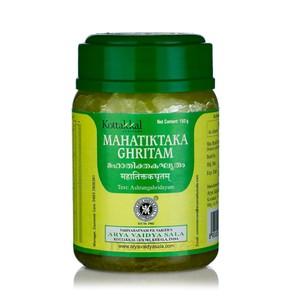 Махатиктака Гхритам, Арья Вайдья Сала (Mahathikthaka, Arya Vaidya Sala) 150 гр