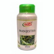 Манжишта, Шри Ганга (Манджишта, Manjistha, Shri Ganga) 100 табл