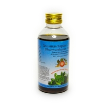 Дханвантарам межупакам, Арья Вайдья Фармаси (Dhanwantharam mezhupakam, Arya Vaidya Pharmacy), 200мл
