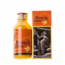 Масло для коррекции формы груди Тонус Мышц (Muscle tone, Arya Vaidya Pharmacy), 100 мл