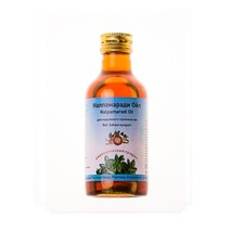 Налпамаради тайлам, Арья Вайдья Фармаси (Nalpamaradi thailam, Arya Vaidya Pharmacy) 200 мл