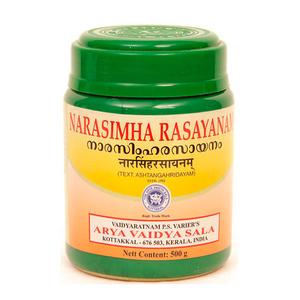Нарасимха расаяна (Narasimha rasayanam) Arya Vaidya Sala, 500 гр